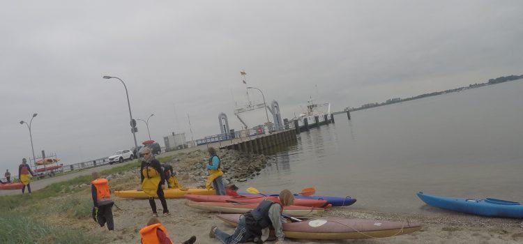 Langes Paddelwochenende auf Rügen